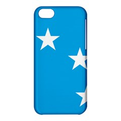 Starry Plough Flag Apple Iphone 5c Hardshell Case by abbeyz71