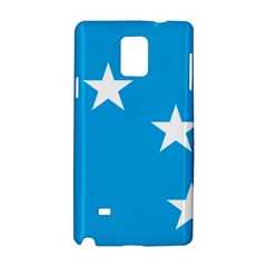 Starry Plough Flag Samsung Galaxy Note 4 Hardshell Case by abbeyz71