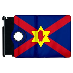 Flag Of The Ulster Nation Apple Ipad 3/4 Flip 360 Case by abbeyz71