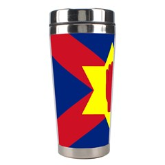Flag Of The Ulster Nation Stainless Steel Travel Tumblers by abbeyz71