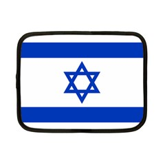 Flag Of Israel Netbook Case (small)  by abbeyz71