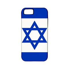 Flag Of Israel Apple Iphone 5 Classic Hardshell Case (pc+silicone) by abbeyz71