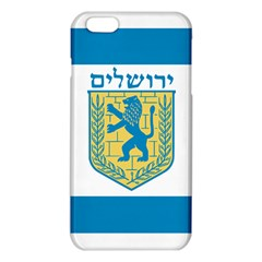 Flag Of Jerusalem Iphone 6 Plus/6s Plus Tpu Case by abbeyz71