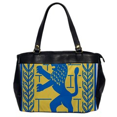 Coat Of Arms Of Jerusalem Office Handbags by abbeyz71