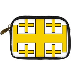 Jerusalem Cross Digital Camera Cases by abbeyz71