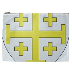 The Arms Of The Kingdom Of Jerusalem  Cosmetic Bag (xxl)  by abbeyz71
