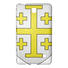 The Arms Of The Kingdom Of Jerusalem Samsung Galaxy Tab 4 (8 ) Hardshell Case  by abbeyz71