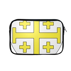 The Arms Of The Kingdom Of Jerusalem Apple Macbook Pro 13  Zipper Case by abbeyz71