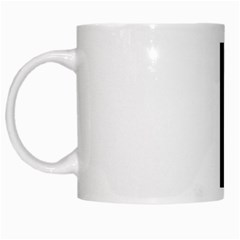 Anchored Cross White Mugs by abbeyz71