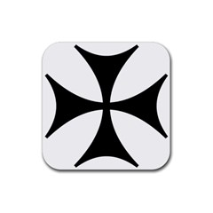 Bolnisi Cross Rubber Coaster (square)  by abbeyz71