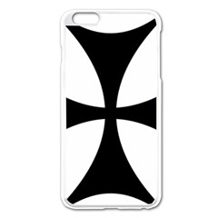 Bolnisi Cross Apple Iphone 6 Plus/6s Plus Enamel White Case by abbeyz71