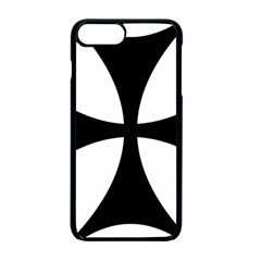 Bolnisi Cross Apple Iphone 7 Plus Seamless Case (black)