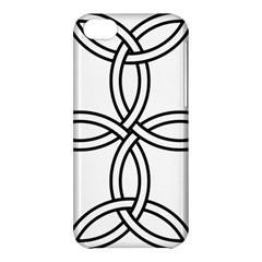 Carolingian Cross Apple Iphone 5c Hardshell Case by abbeyz71