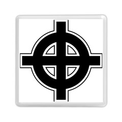 Celtic Cross Memory Card Reader (square)  by abbeyz71