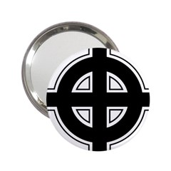 Celtic Cross 2 25  Handbag Mirrors by abbeyz71