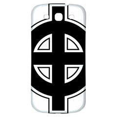 Celtic Cross Samsung Galaxy S3 S Iii Classic Hardshell Back Case by abbeyz71