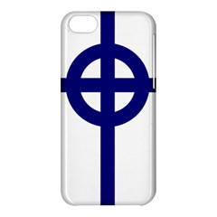 Celtic Cross  Apple Iphone 5c Hardshell Case by abbeyz71