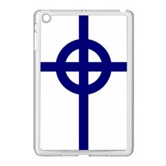 Celtic Cross  Apple Ipad Mini Case (white) by abbeyz71