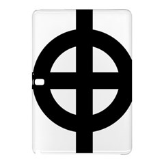 Celtic Cross Samsung Galaxy Tab Pro 12 2 Hardshell Case by abbeyz71