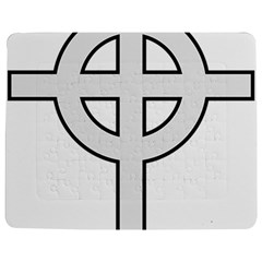 Celtic Cross  Jigsaw Puzzle Photo Stand (rectangular) by abbeyz71