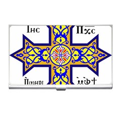 Coptic Cross Business Card Holders by abbeyz71