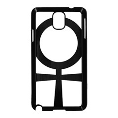Croix Copte Égyptiennel Samsung Galaxy Note 3 Neo Hardshell Case (black)