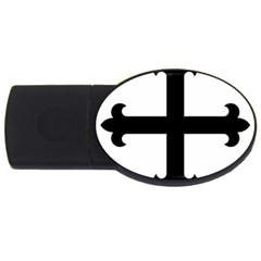 Cross Fleury Usb Flash Drive Oval (2 Gb) by abbeyz71