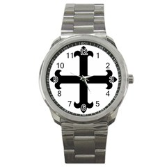 Cross Fleury Sport Metal Watch by abbeyz71