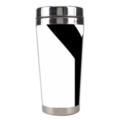 Forked Cross Stainless Steel Travel Tumblers by abbeyz71