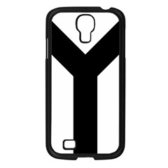 Forked Cross Samsung Galaxy S4 I9500/ I9505 Case (black)