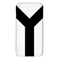 Forked Cross Iphone 6 Plus/6s Plus Tpu Case by abbeyz71