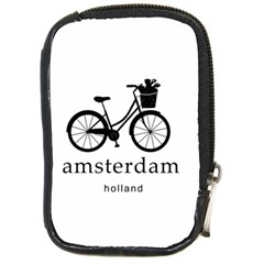 Amsterdam Compact Camera Cases by Valentinaart
