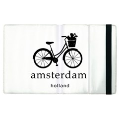 Amsterdam Apple Ipad 2 Flip Case by Valentinaart