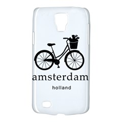 Amsterdam Galaxy S4 Active by Valentinaart