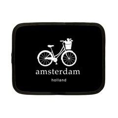 Amsterdam Netbook Case (small)  by Valentinaart