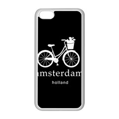 Amsterdam Apple Iphone 5c Seamless Case (white)