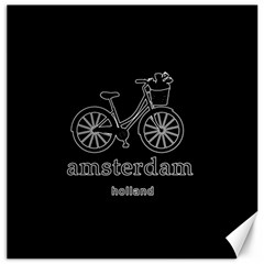 Amsterdam Canvas 20  X 20