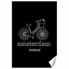 Amsterdam Canvas 20  X 30