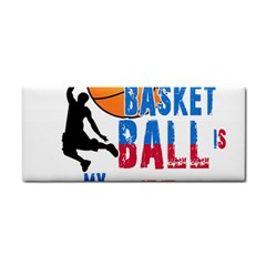 Basketball Is My Life Cosmetic Storage Cases by Valentinaart