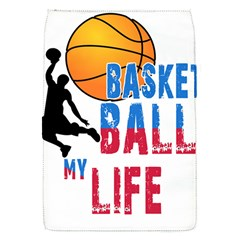 Basketball Is My Life Flap Covers (s)