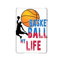 Basketball Is My Life Ipad Mini 2 Hardshell Cases by Valentinaart
