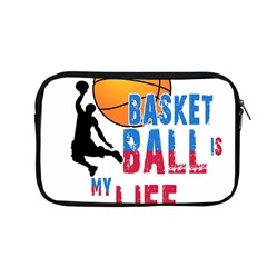 Basketball Is My Life Apple Macbook Pro 13  Zipper Case by Valentinaart