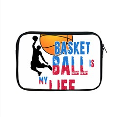 Basketball Is My Life Apple Macbook Pro 15  Zipper Case by Valentinaart