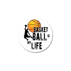 Basketball Is My Life Golf Ball Marker (10 Pack) by Valentinaart