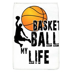 Basketball Is My Life Flap Covers (l)  by Valentinaart