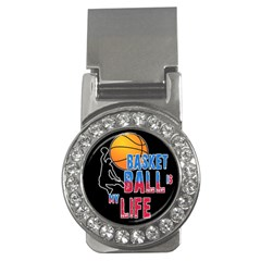 Basketball is my life Money Clips (CZ)