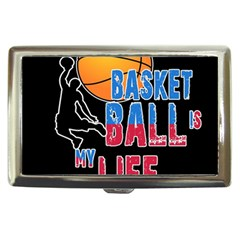Basketball is my life Cigarette Money Cases
