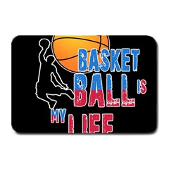 Basketball is my life Plate Mats