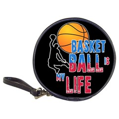 Basketball is my life Classic 20-CD Wallets