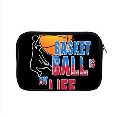 Basketball is my life Apple MacBook Pro 15  Zipper Case
